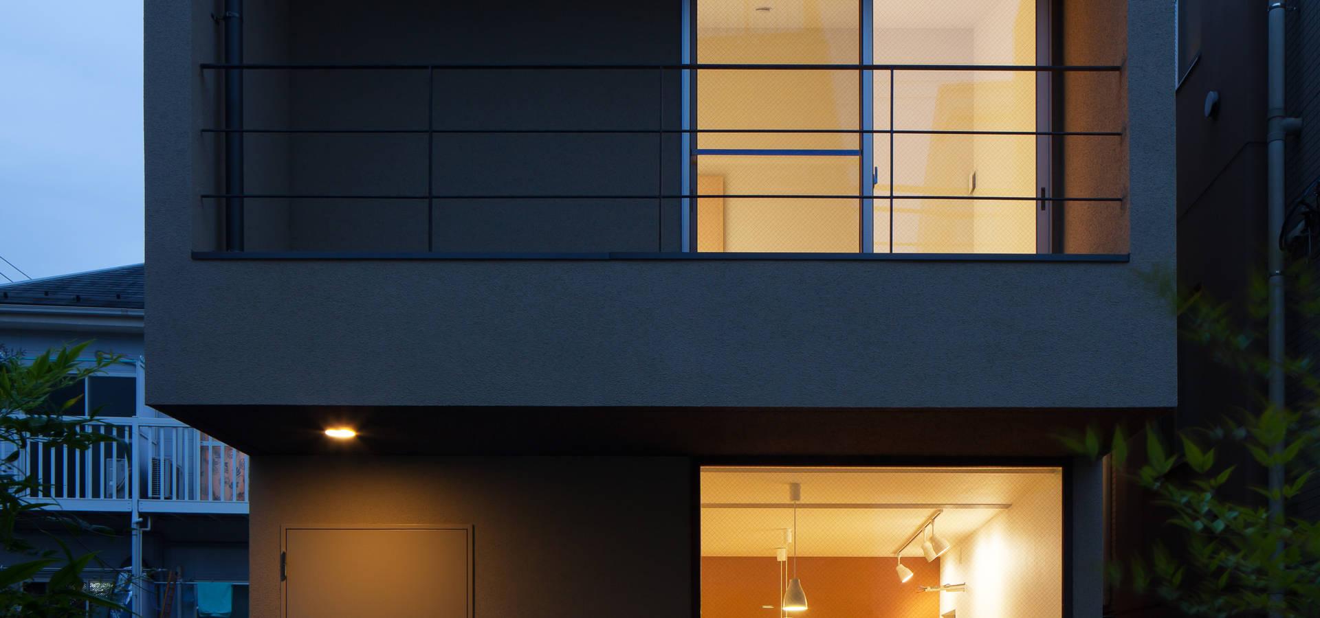 荻原雅史建築設計事務所 / Masashi Ogihara Architect & Associates