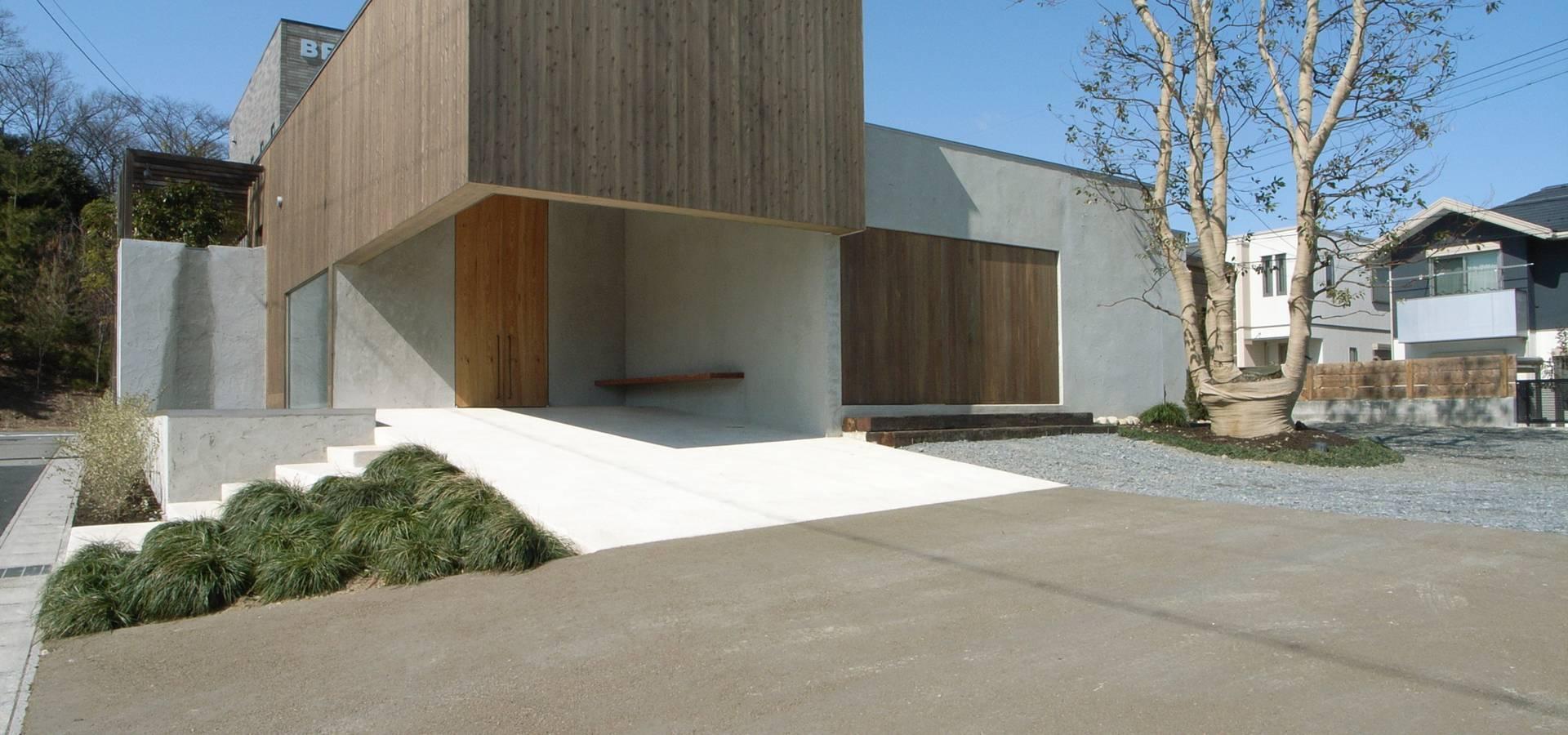 中庭のある家|水谷嘉信建築設計事務所