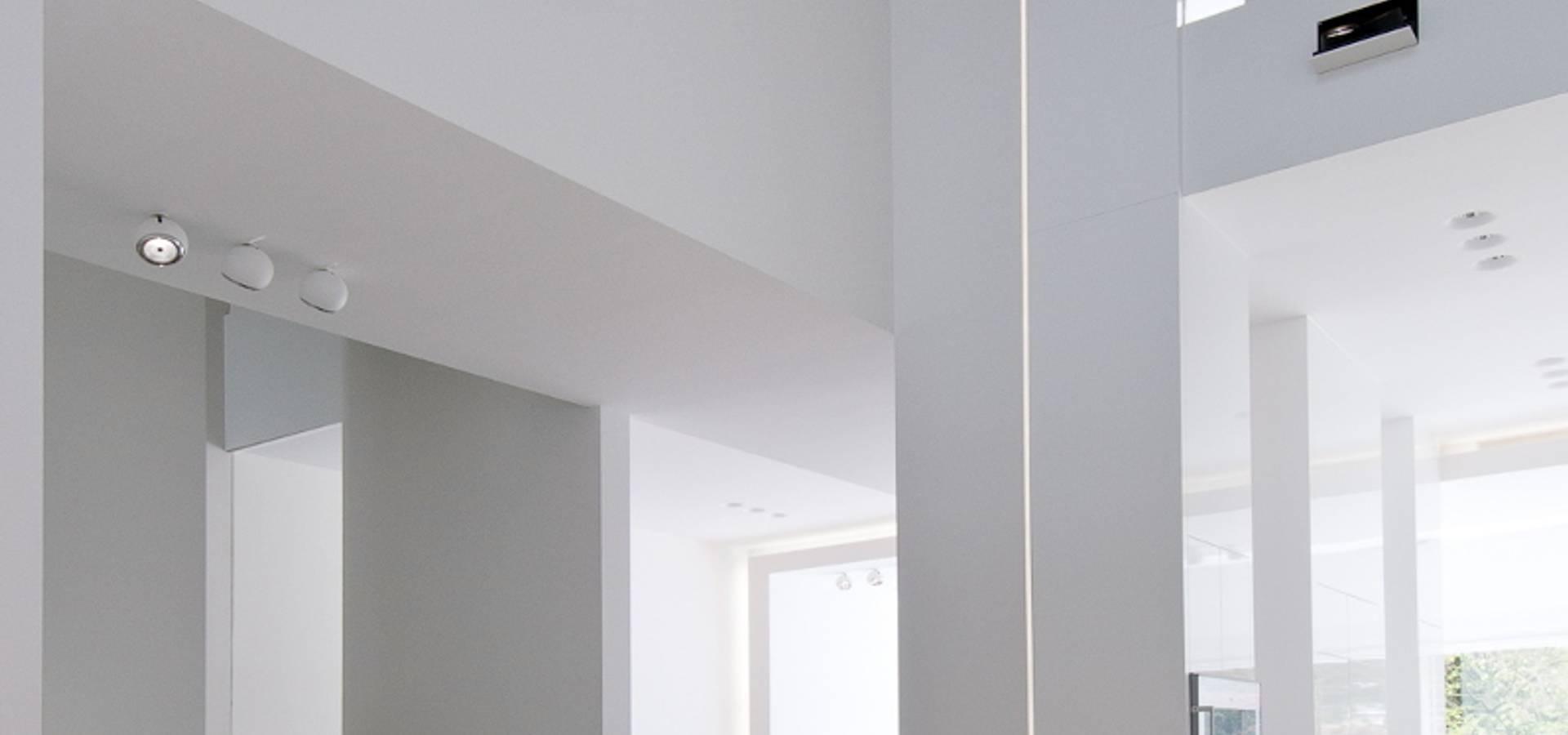 Nieuwbouwontwerp exterieur & interieur by Bart van Wijk ...