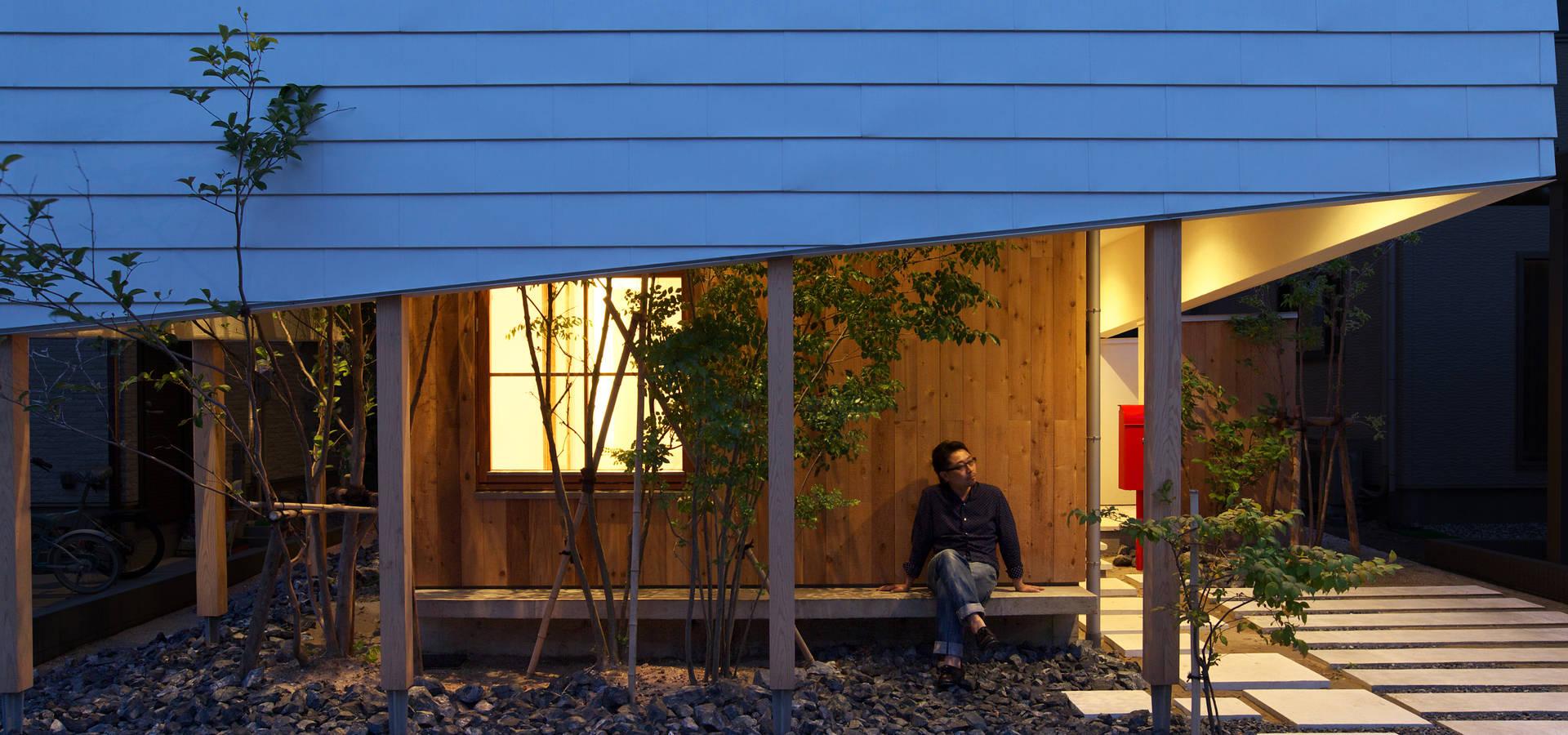 Takeru Shoji Architects.Co.,Ltd