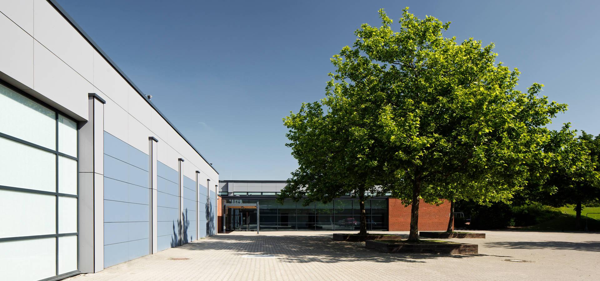 AIB—Architektur—Ingenieurbüro Billstein—Köln