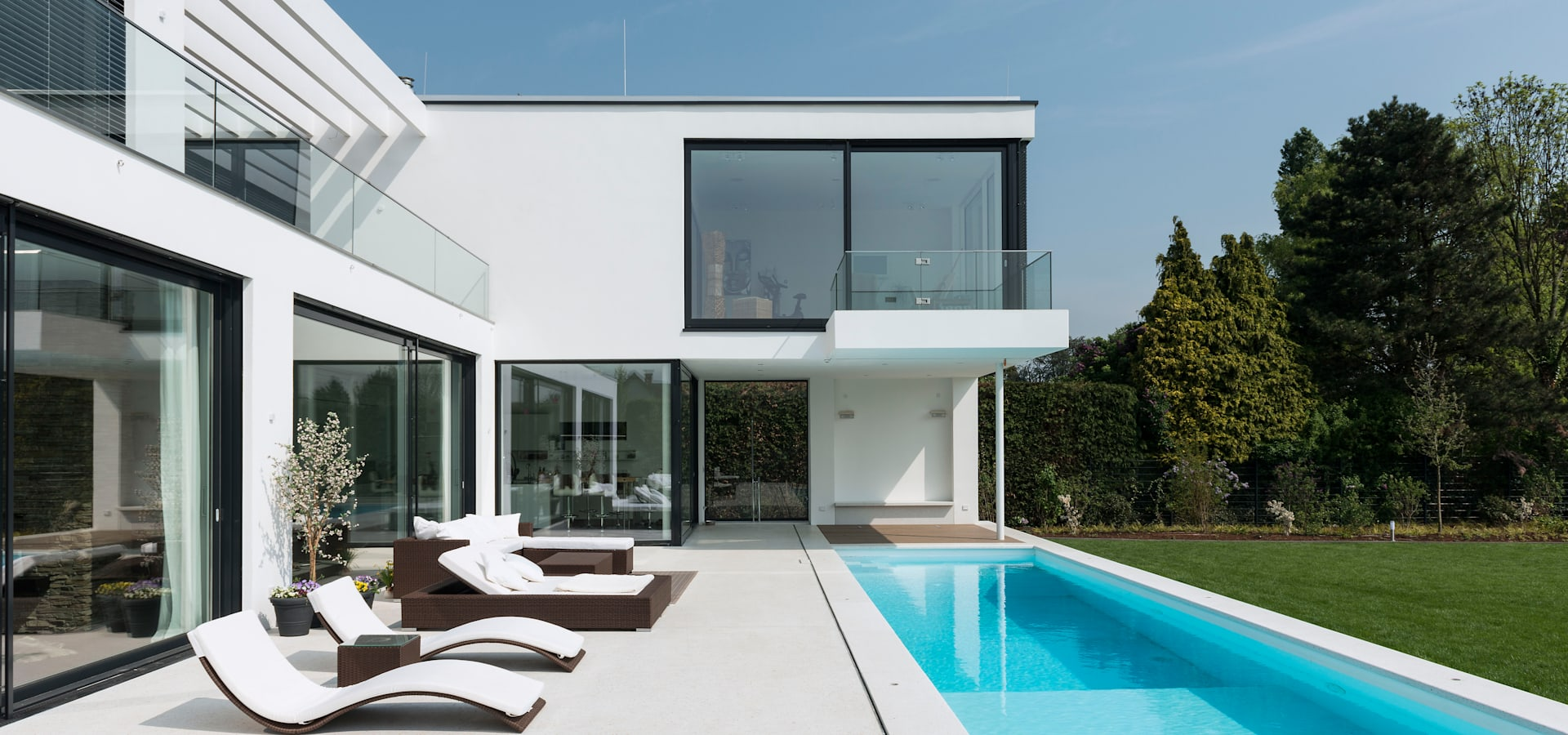Villa Dusseldorf By SOHOarchitekten