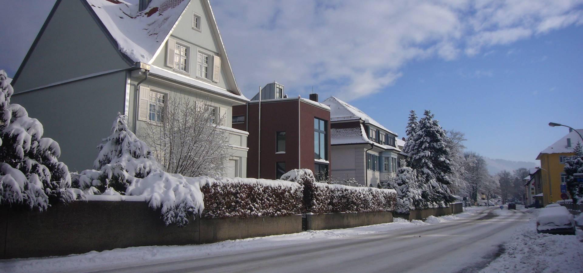 Ensinger Architekt