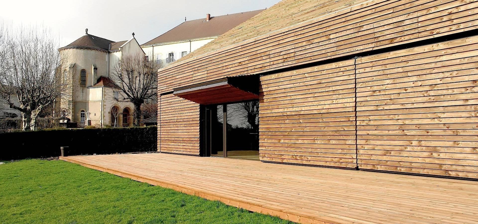 Gerald Lafond architecte