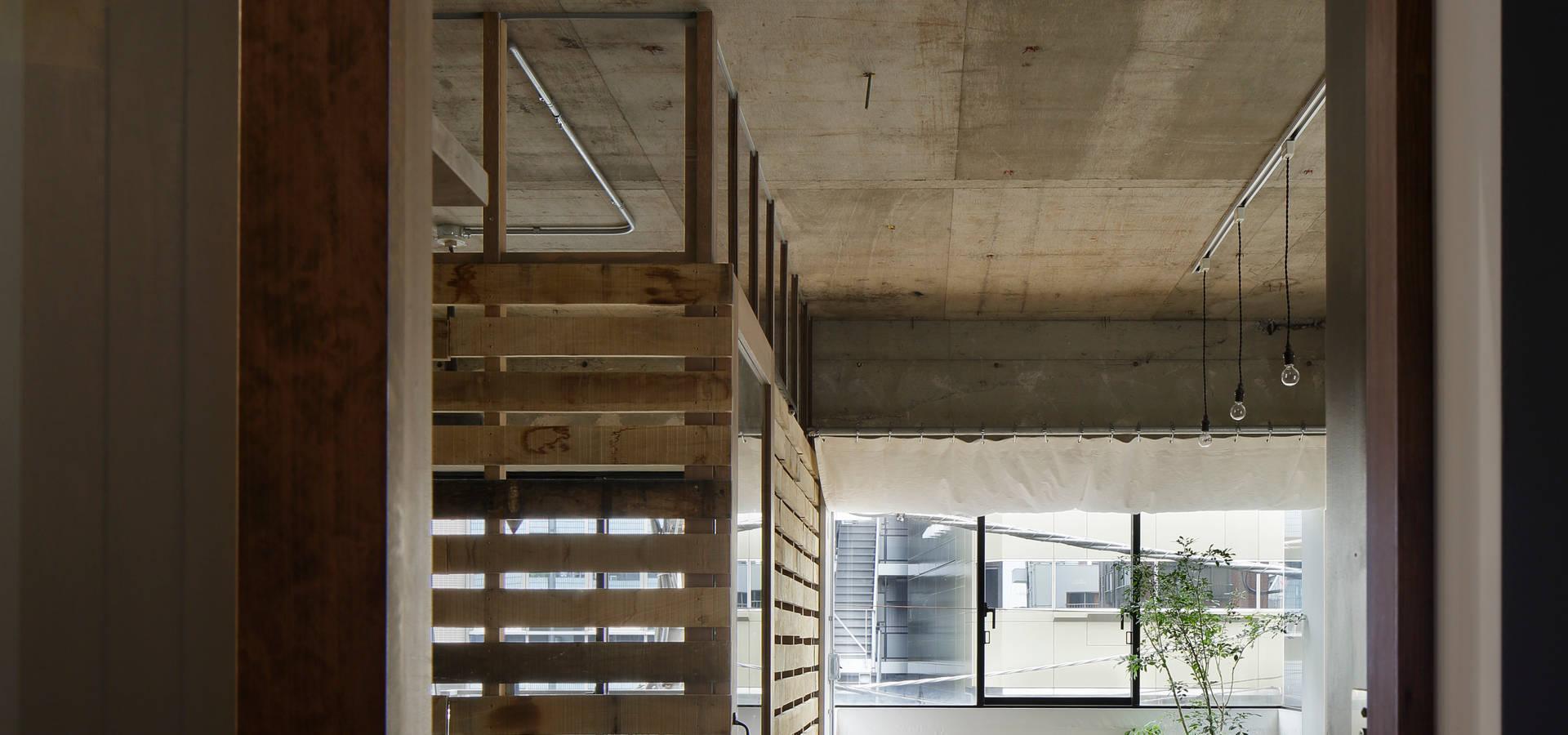 蘆田暢人建築設計事務所 Ashida Architect & Associates