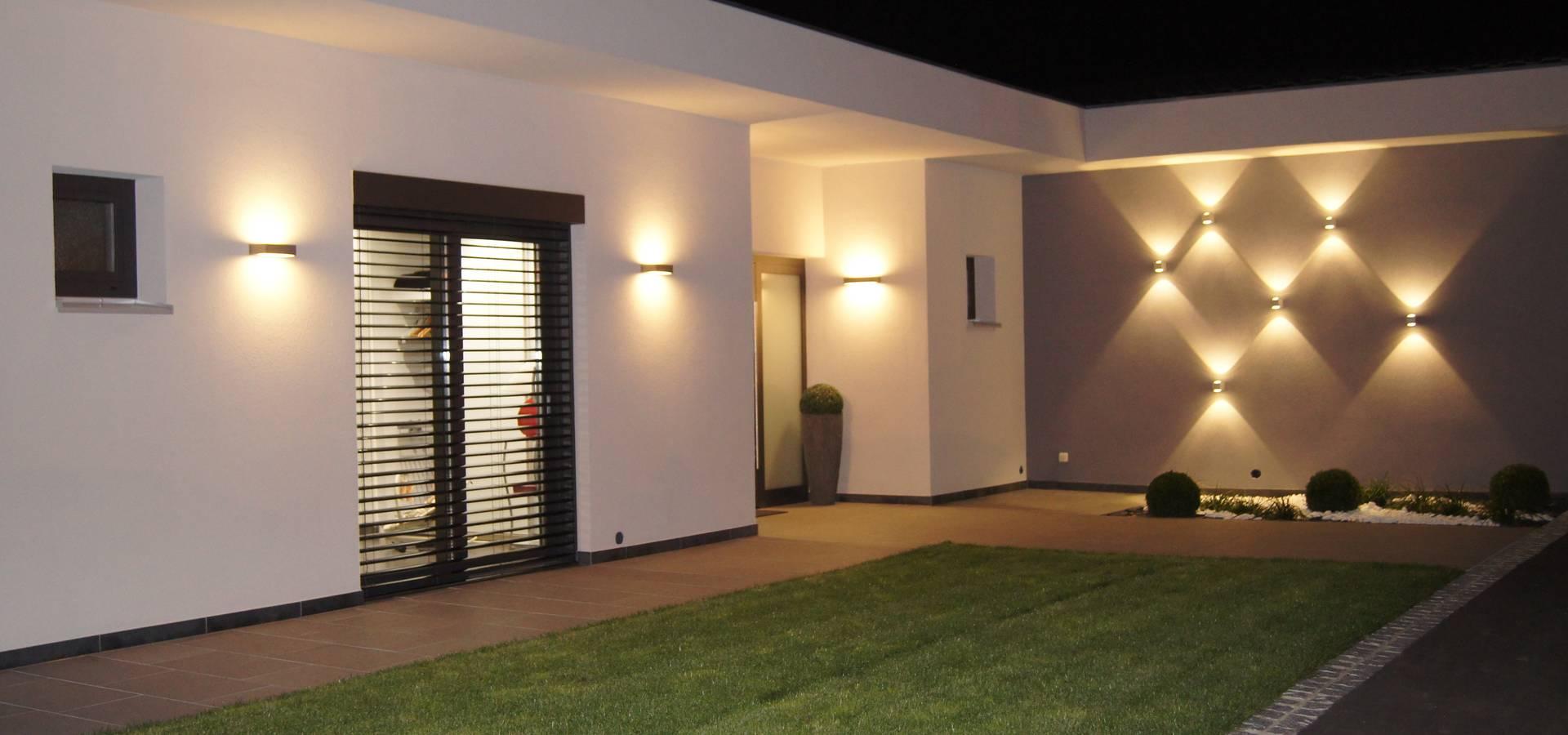villa saarbr cken g dingen por bolz planungen f r licht und raum homify. Black Bedroom Furniture Sets. Home Design Ideas