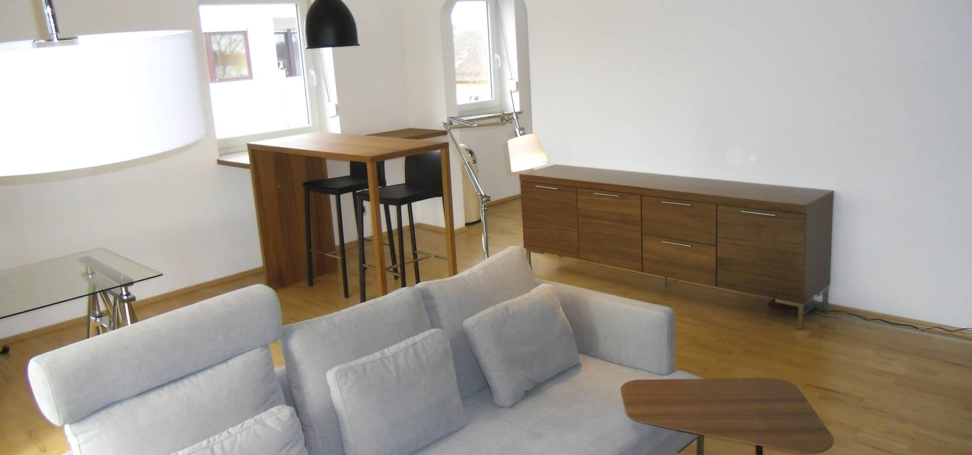 badezimmer auf kleinstem raum de innenarchitektur moll homify. Black Bedroom Furniture Sets. Home Design Ideas