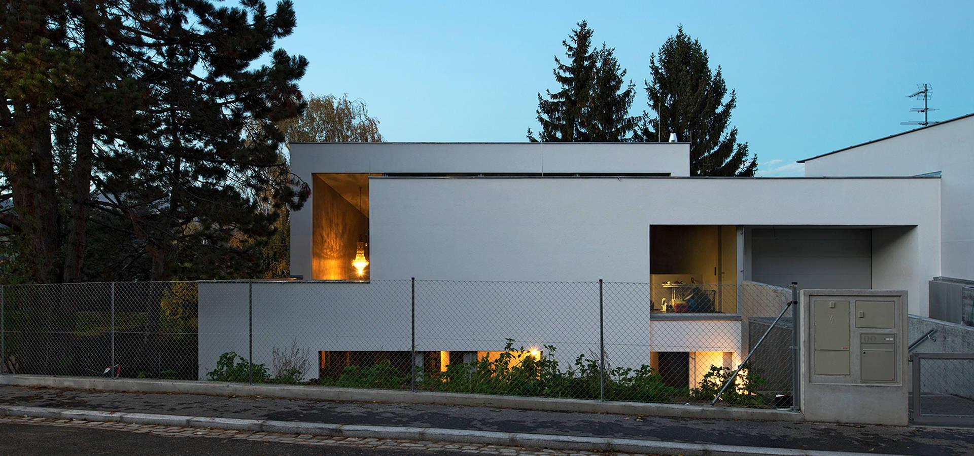 Abendroth architekten architekten in wien homify for Architekten bungalow modern