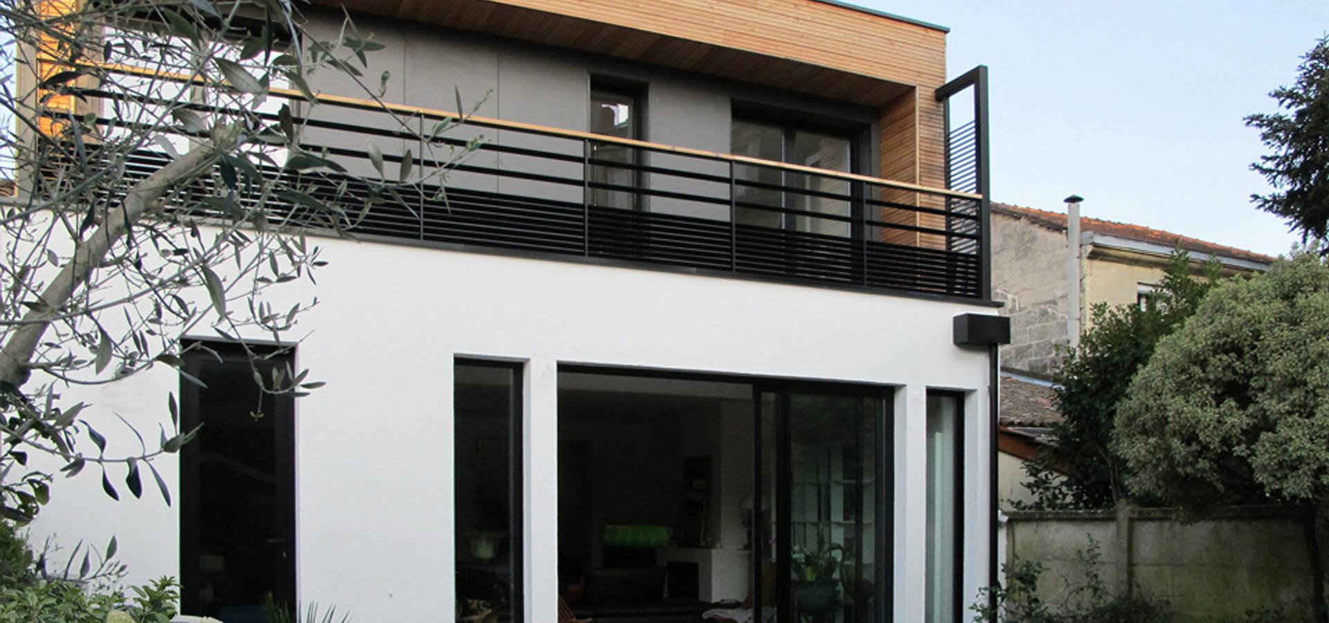 R novation sur l vation d 39 une choppe by eirl hugues for Au jardin guest house riebeeckstad
