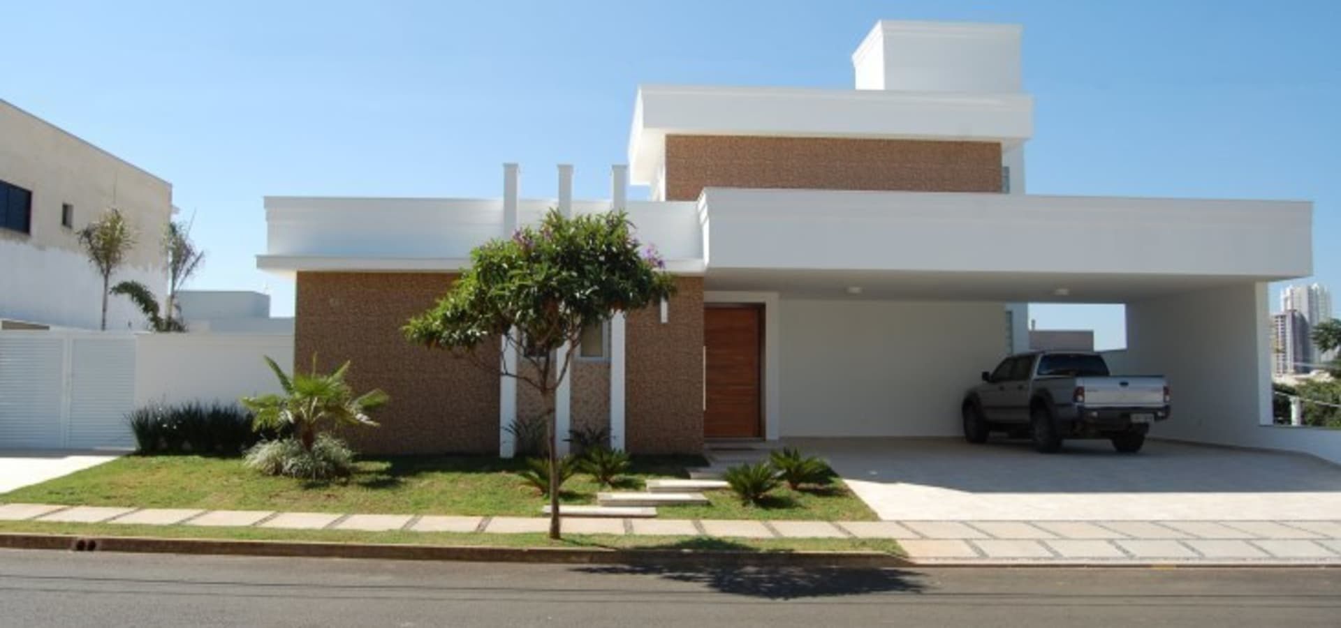 Projeto casa de campo por arquiteto homify for Homify casas