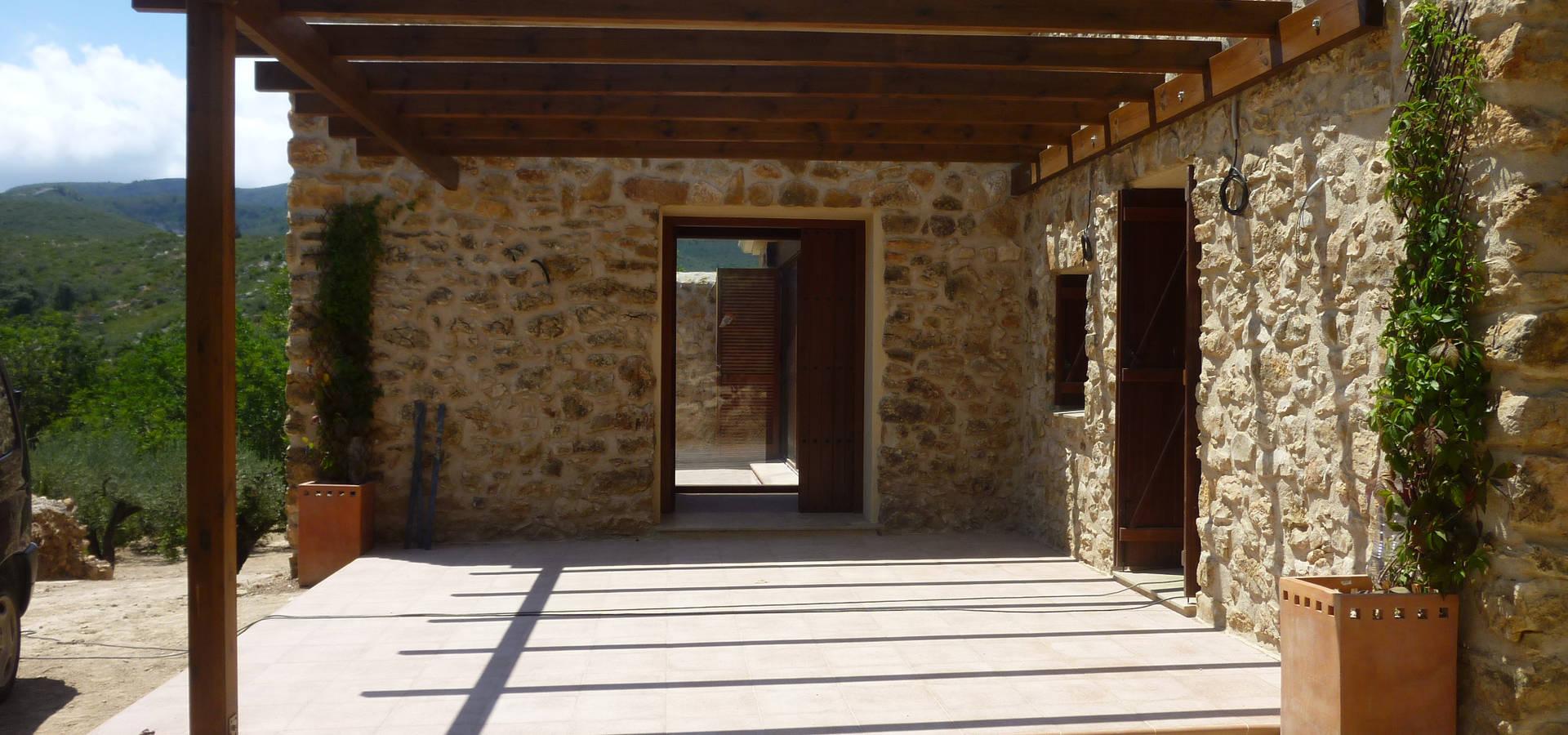 pep sala + rosa-mari portella arquitectura