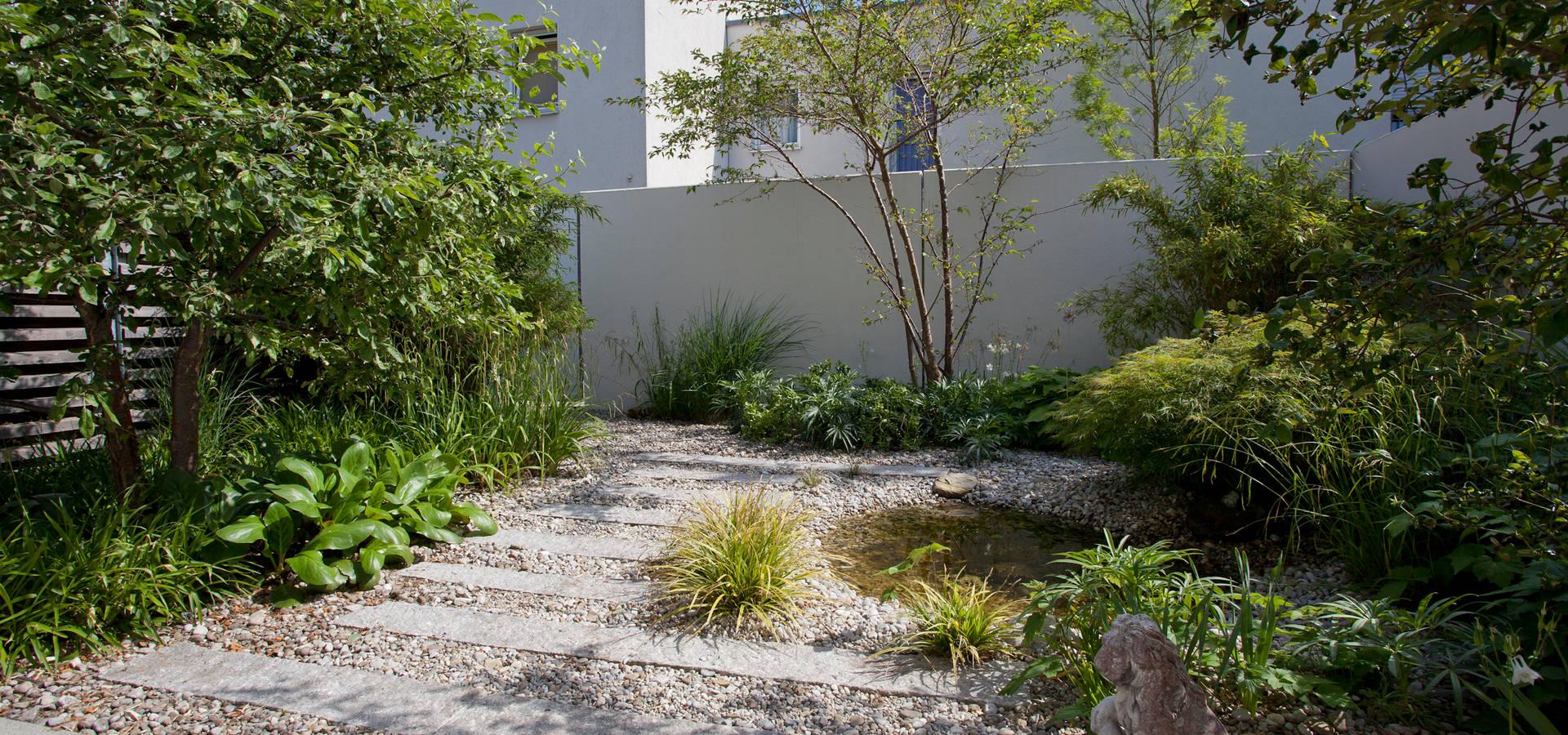 Inspirierend Homify Garten Sammlung Von Blumen & Gärten