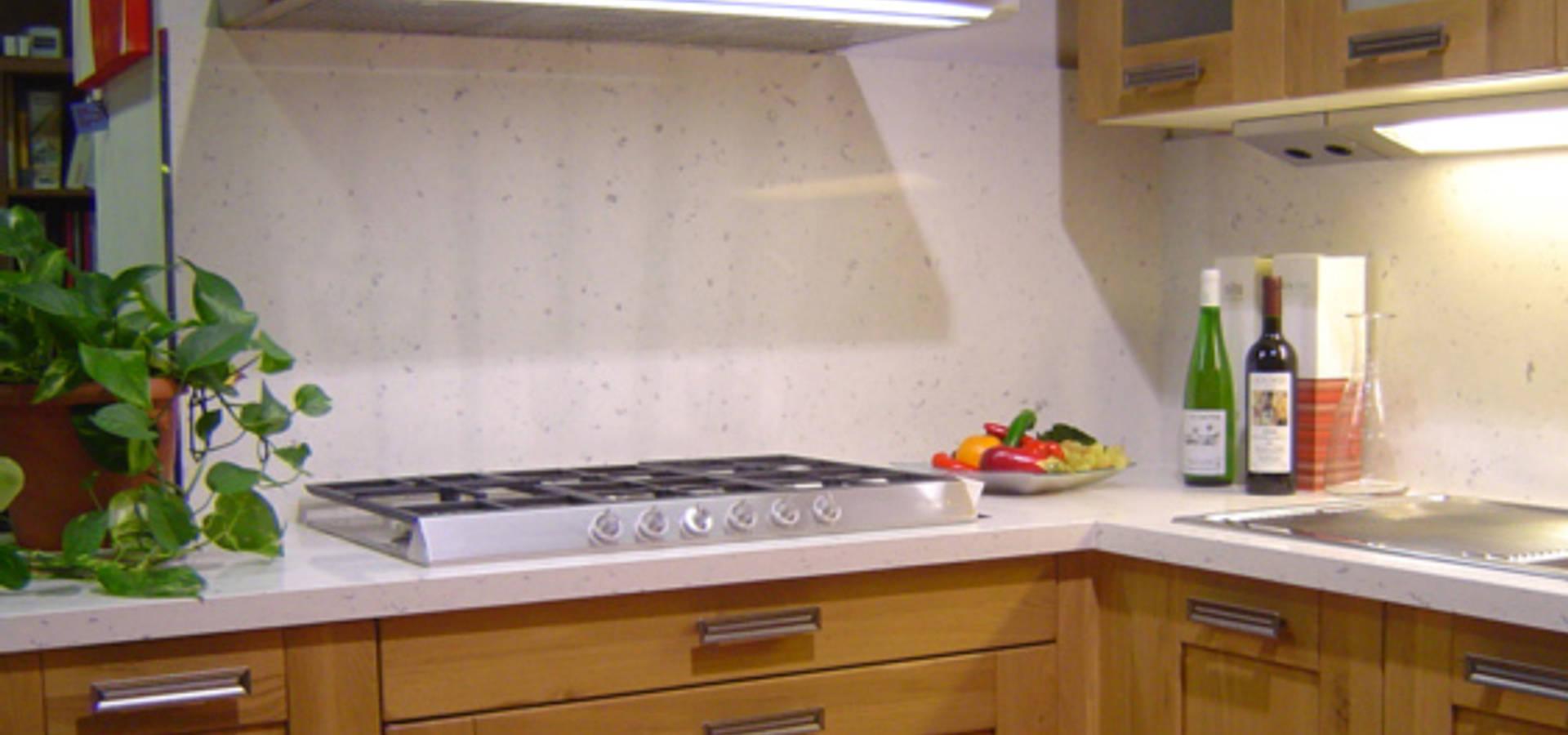 Encimeras de cocina de lujan marmoles homify for Marmoles para cocinas