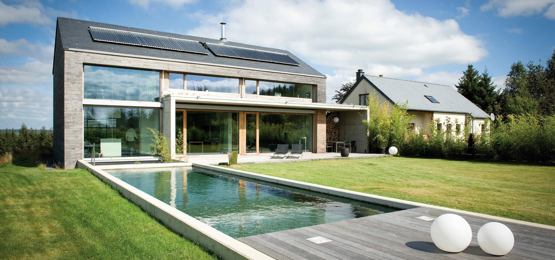 Maisons Loginter: Bauunternehmen in Mersch / Luxemburg | homify