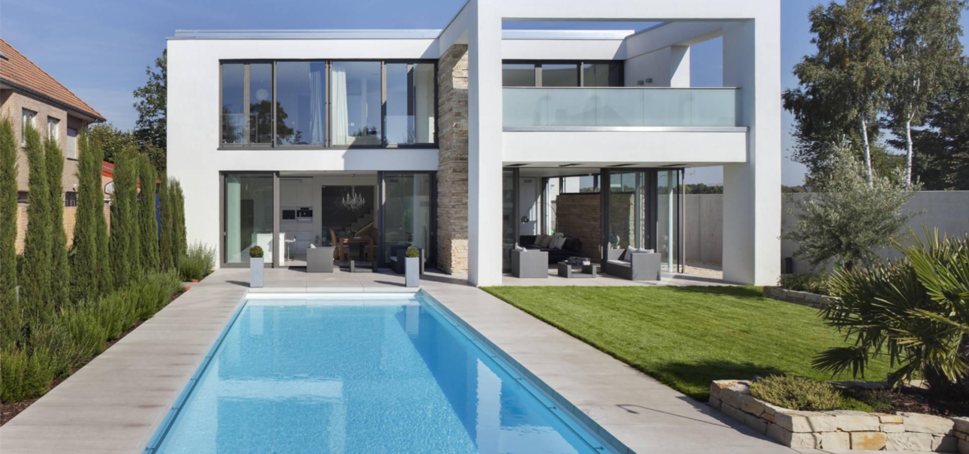 Haus D Koln Mungersdorf By Skandella Architektur Innenarchitektur