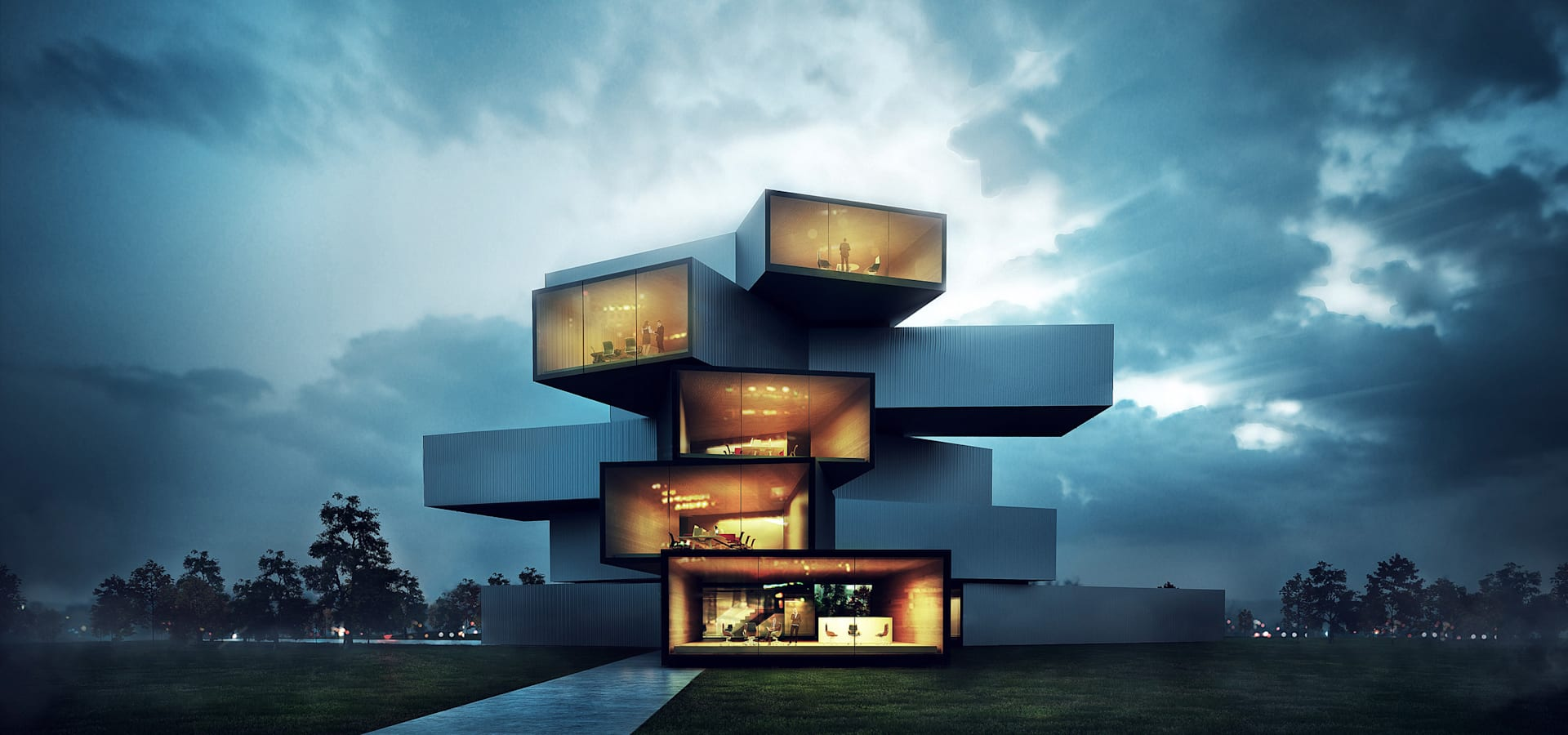 Modern House   homify