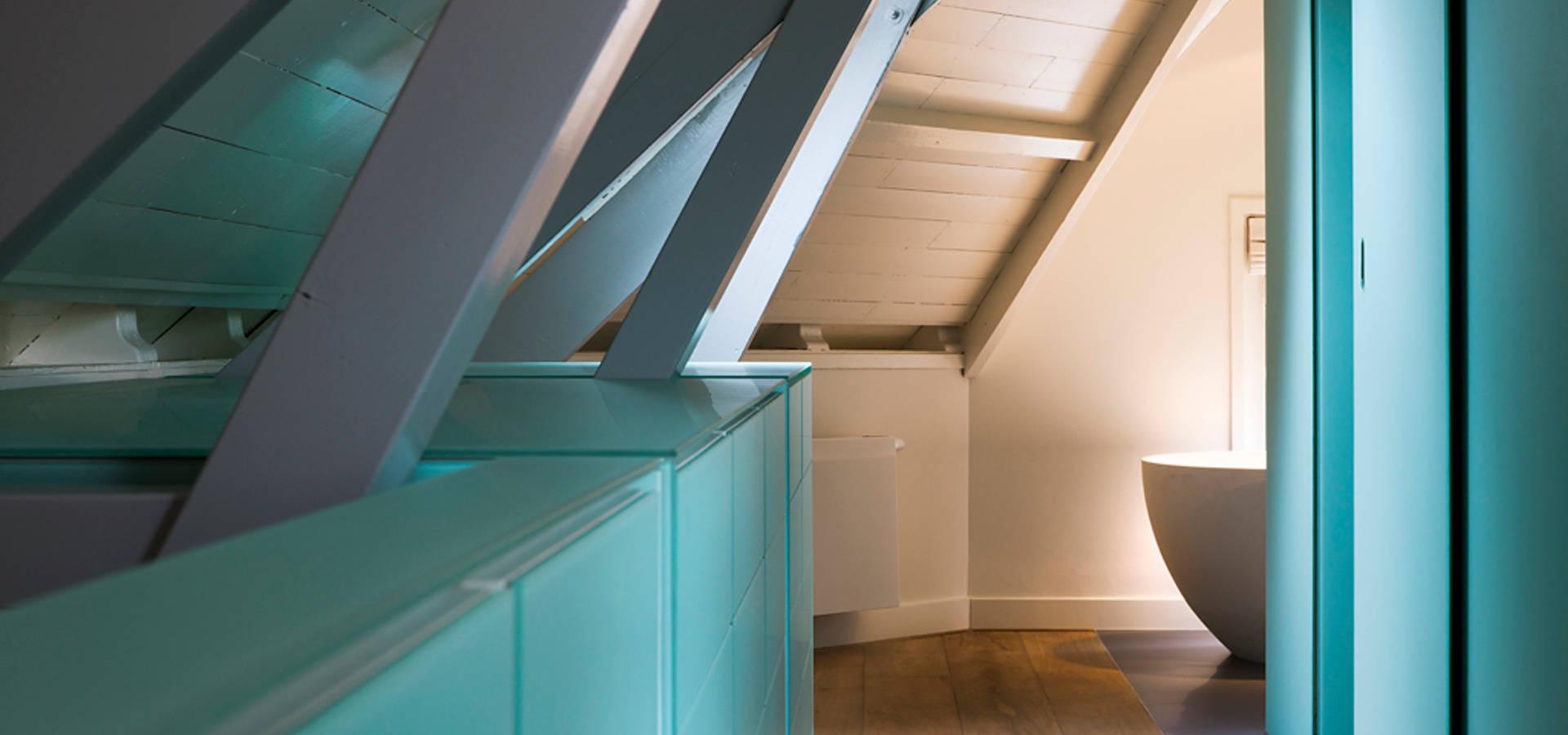 Luxe bad- en slaapkamer in monumentaal pand von a-LEX | homify