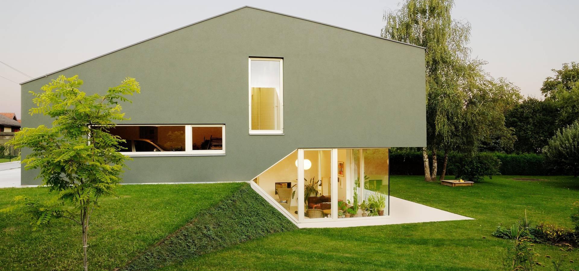 split level haus in wildon by karl ziller architektur homify