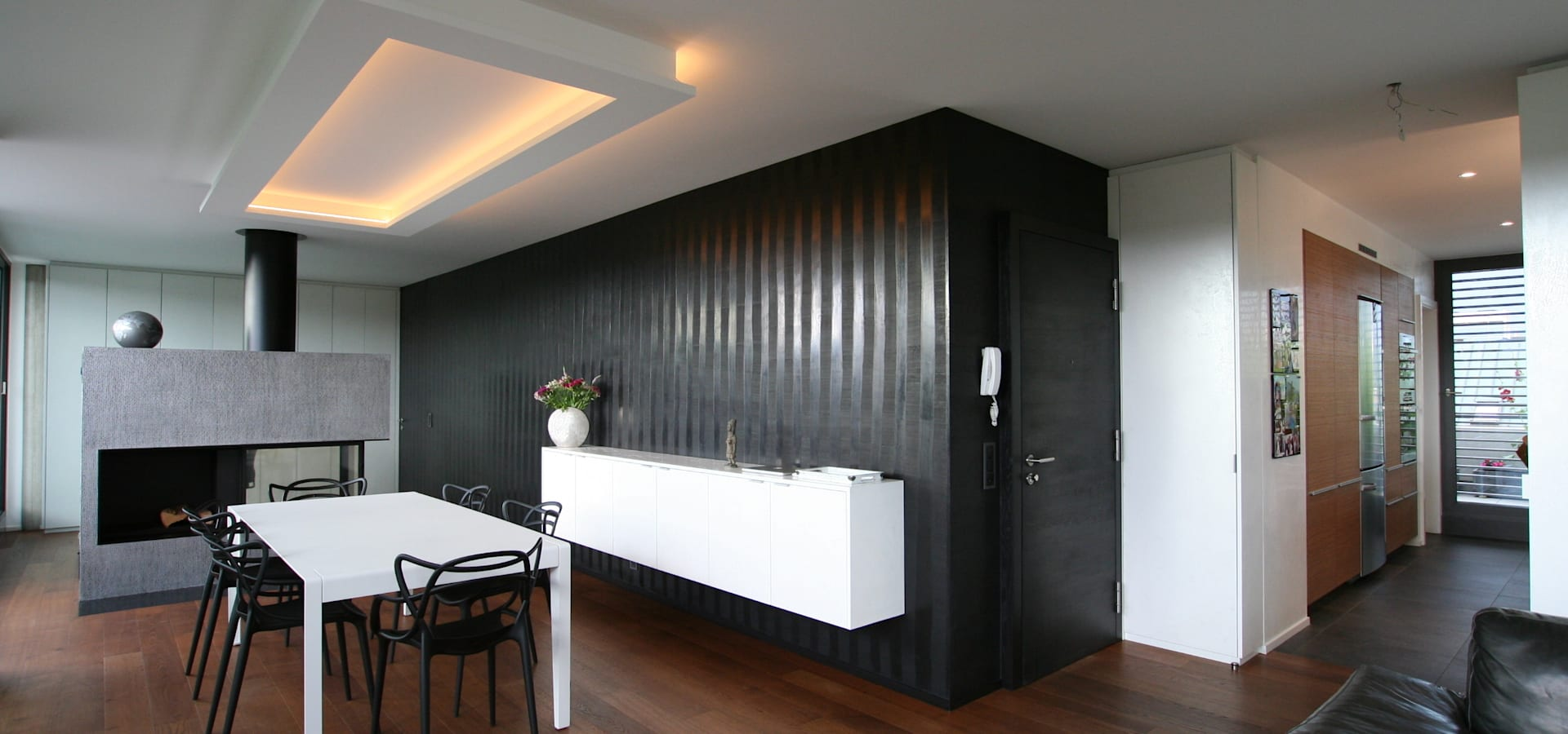 agencement d 39 un appartement carouge profesjonalista sylvia junge architecte homify. Black Bedroom Furniture Sets. Home Design Ideas