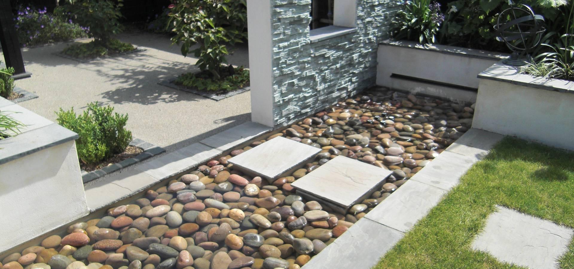 Contemporary Garden Design, Silchester, Berkshire  homify