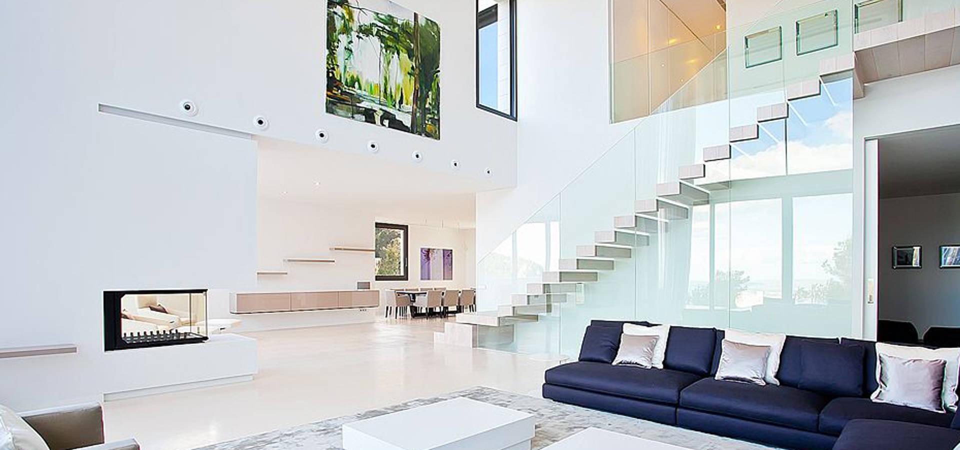 Concepto proyectos de arquitectura casa infinity homify for Concepto de arquitectura