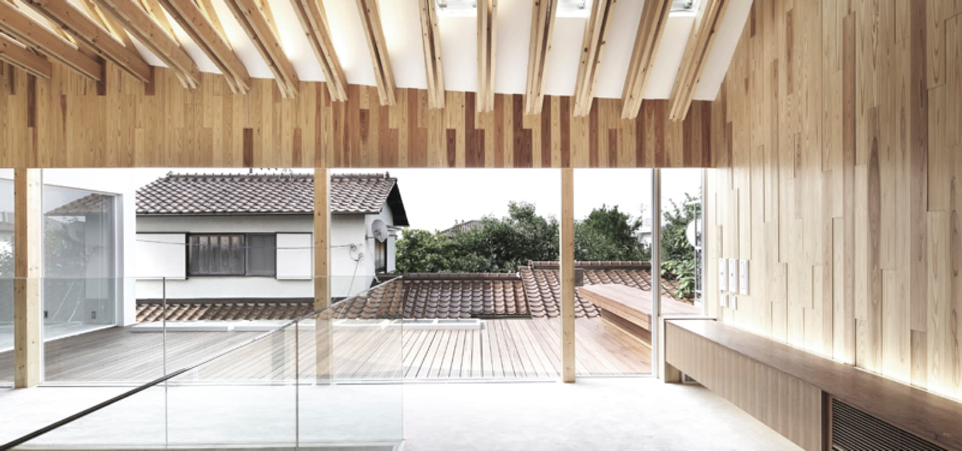 Osaka kohki hiranuma architect associates - Innen und auayen architektur ...