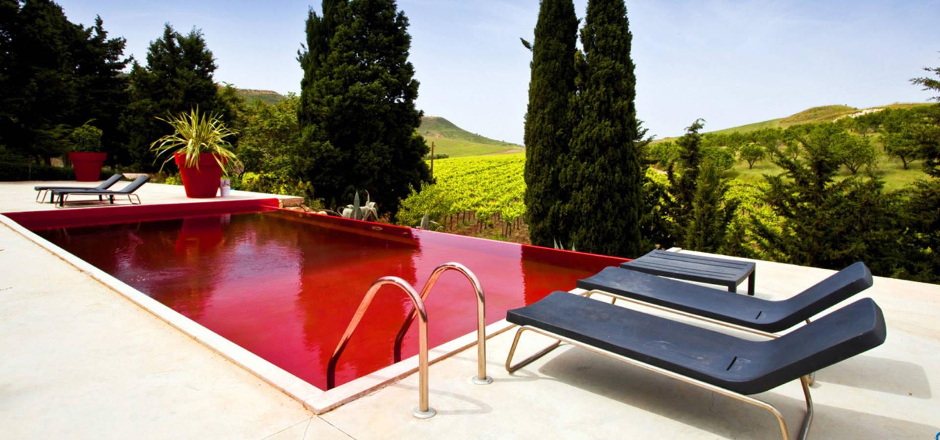 Sicilia Farm Hotel Red Pool Di Olympic Italia