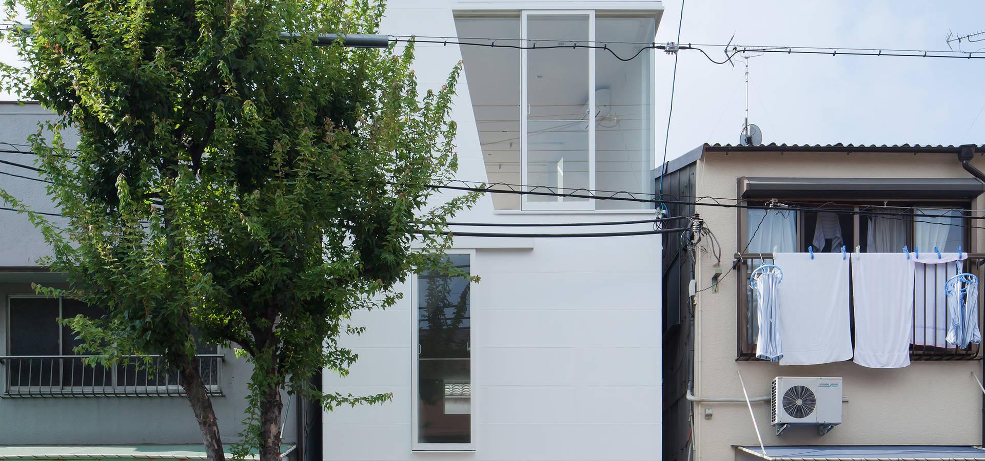 井戸健治建築研究所 / Ido, Kenji Architectural Studio