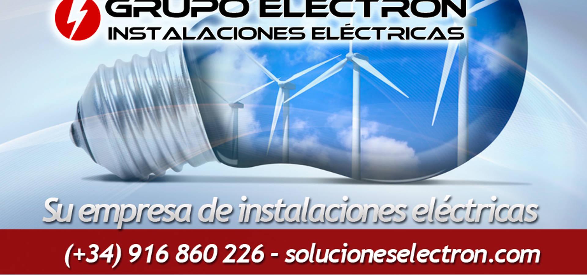 Grupo electrón – Instalaciones eléctricas