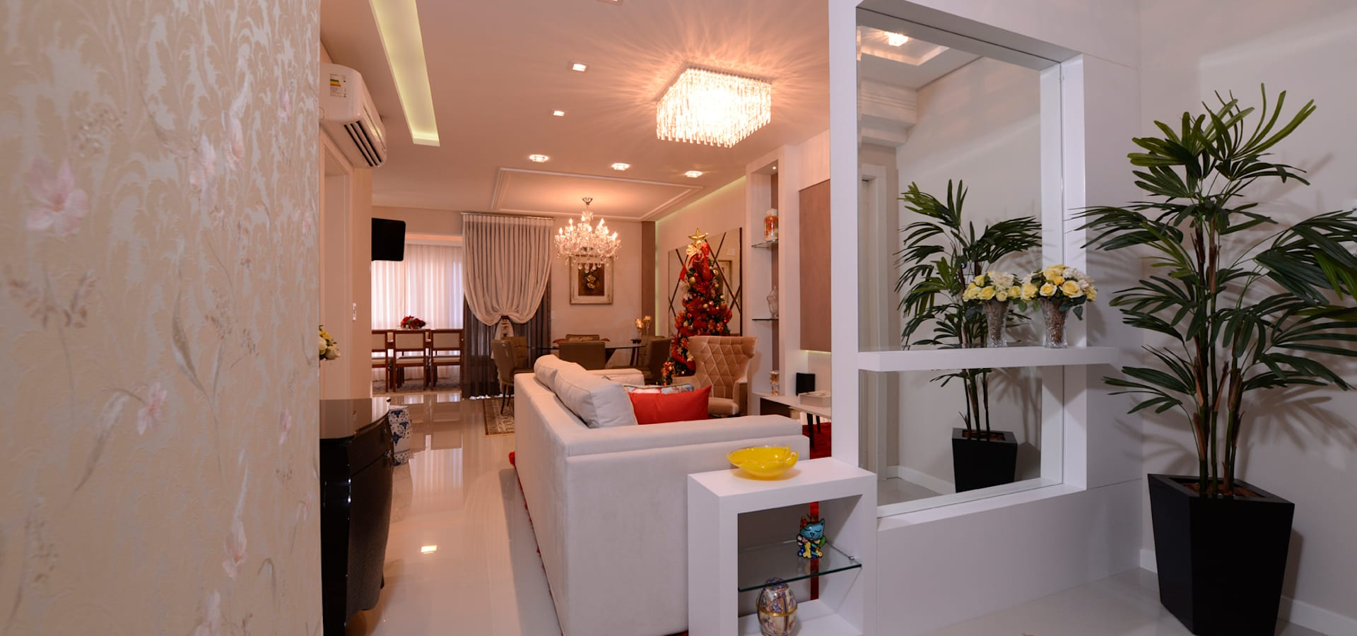Rosé Indoor Design