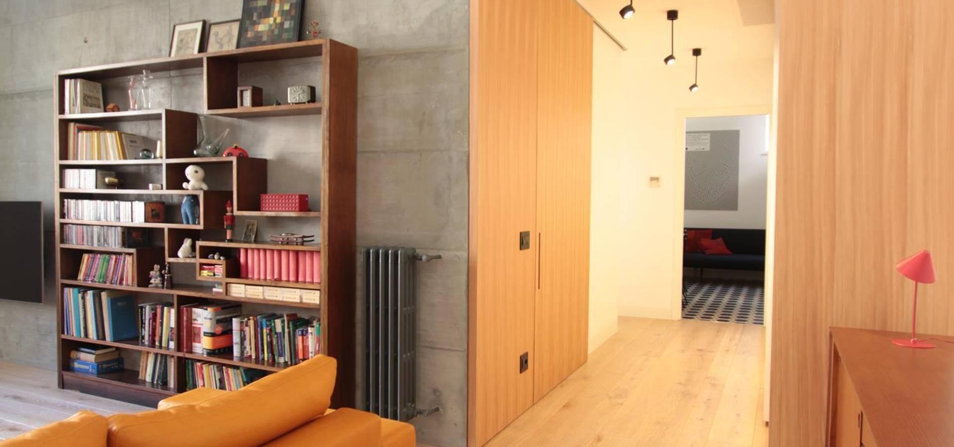 Ristrutturazione Casa Roma Prezzi vv-flat ristrutturazione appartamento in roma by studio