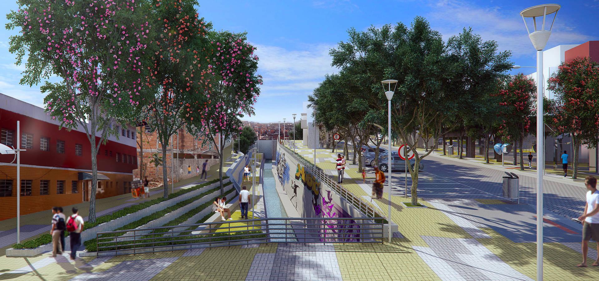 Levisky Arquitetos | Estratégia Urbana