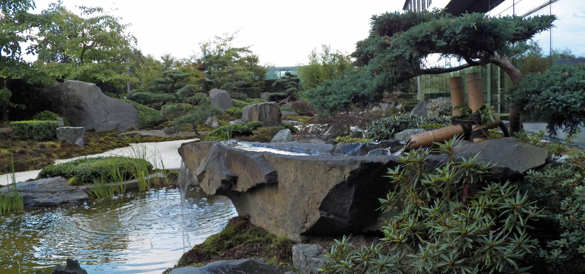 Kokeniwa Japanische Gartengestaltung
