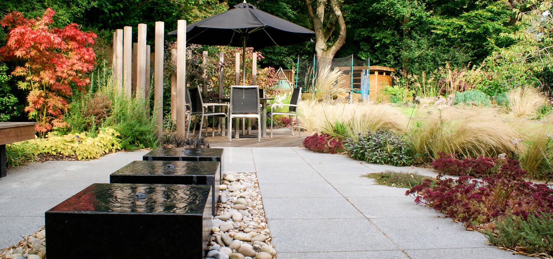 Rosemary Coldstream Garden Design Limited