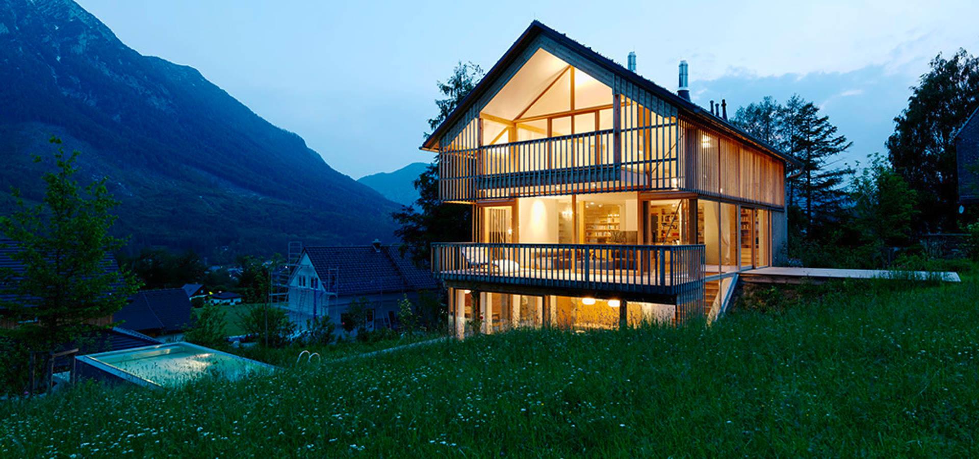 Haus m bad aussee de hohensinn architektur homify for Haus bad aussee