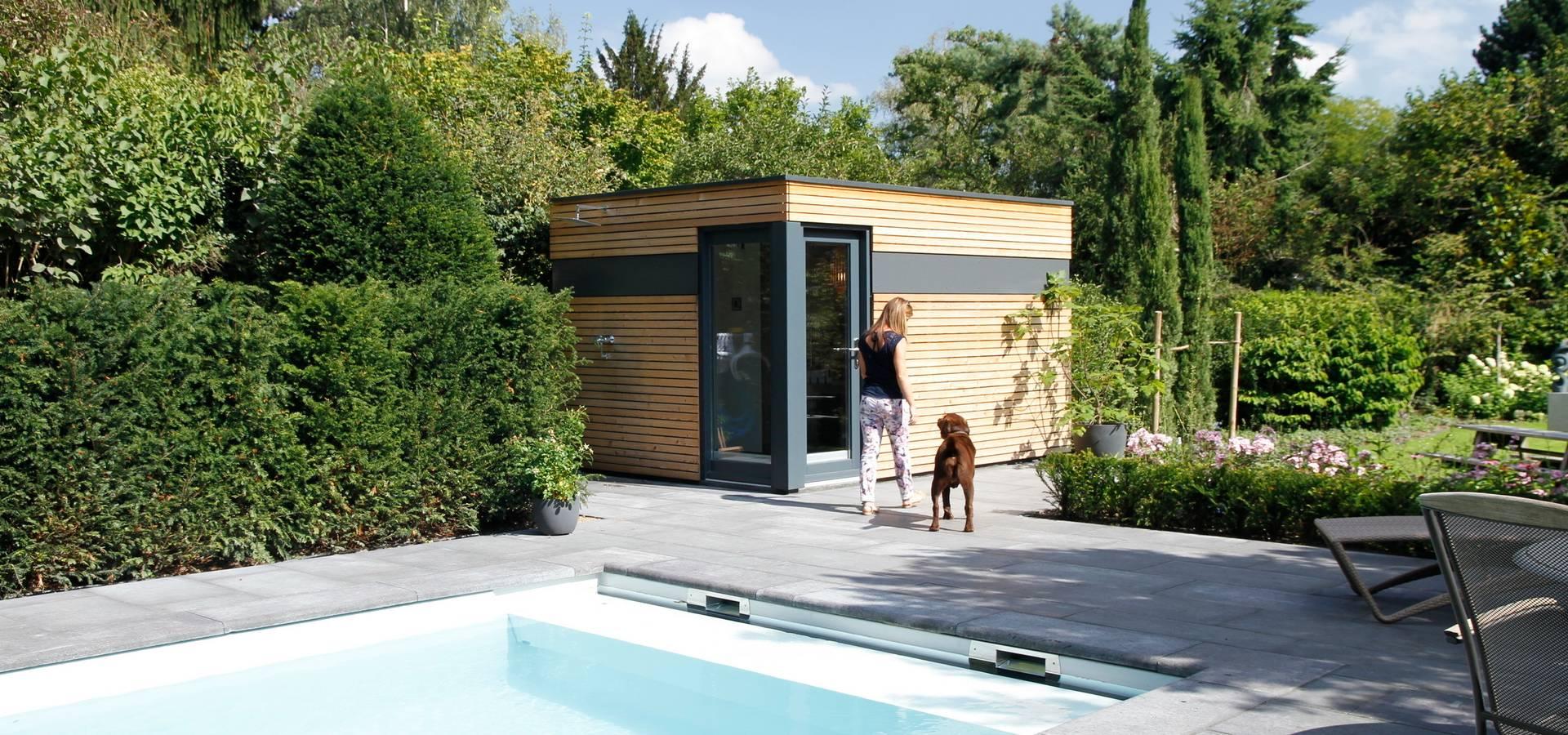 sauna im garten sauna im garten with sauna im garten wo. Black Bedroom Furniture Sets. Home Design Ideas