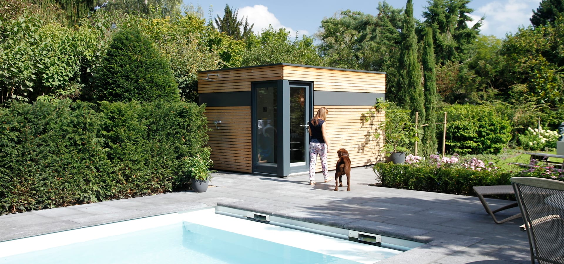 gartenhauptdarsteller - Moderne Gartenhuser