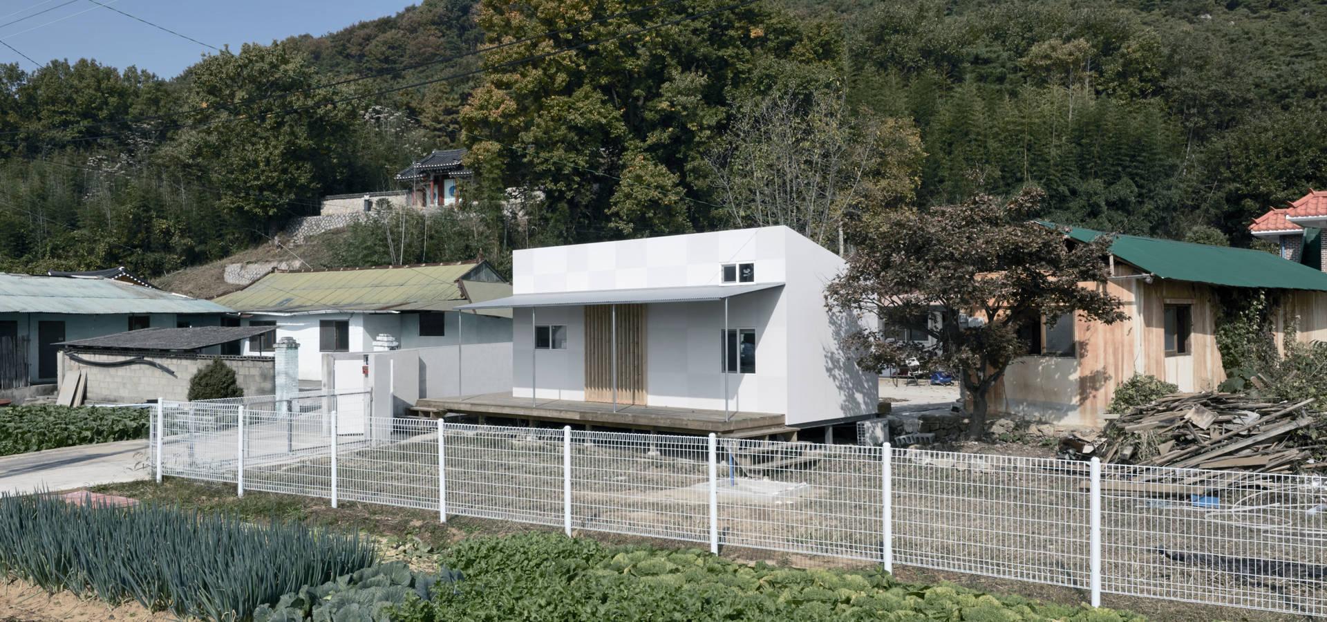 부여 작은집 Buyeo Small House Von Lokaldesign Homify