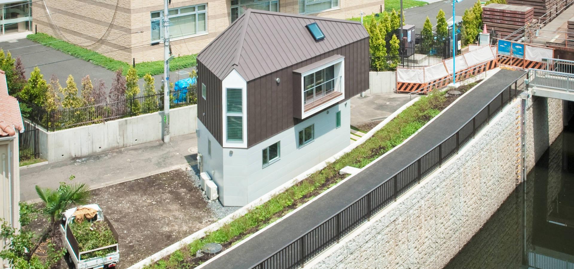 水石浩太建築設計室/ MIZUISHI Architect Atelier