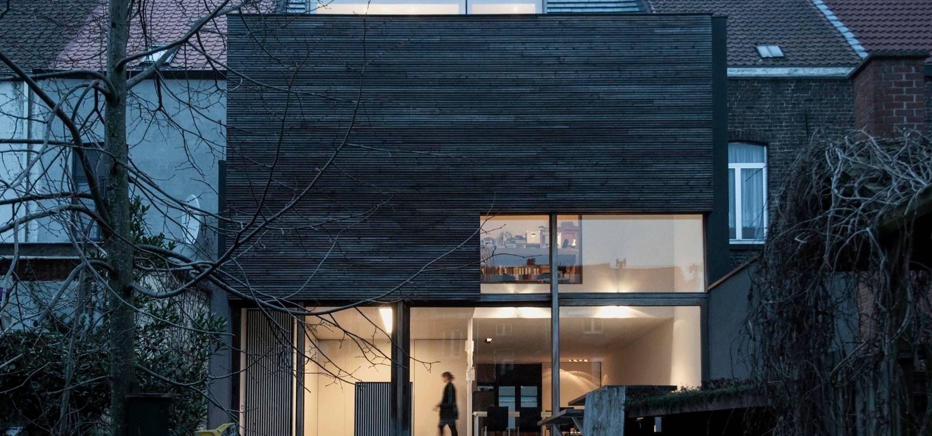 bruno vanbesien architects
