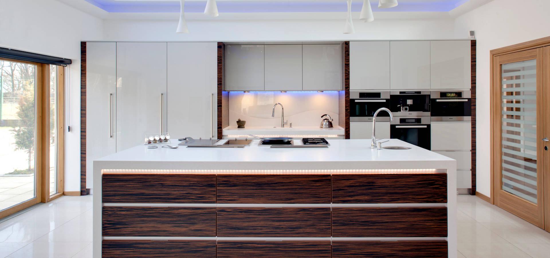 Stoneham Kitchens Produsen Dapur In Sidcup Homify
