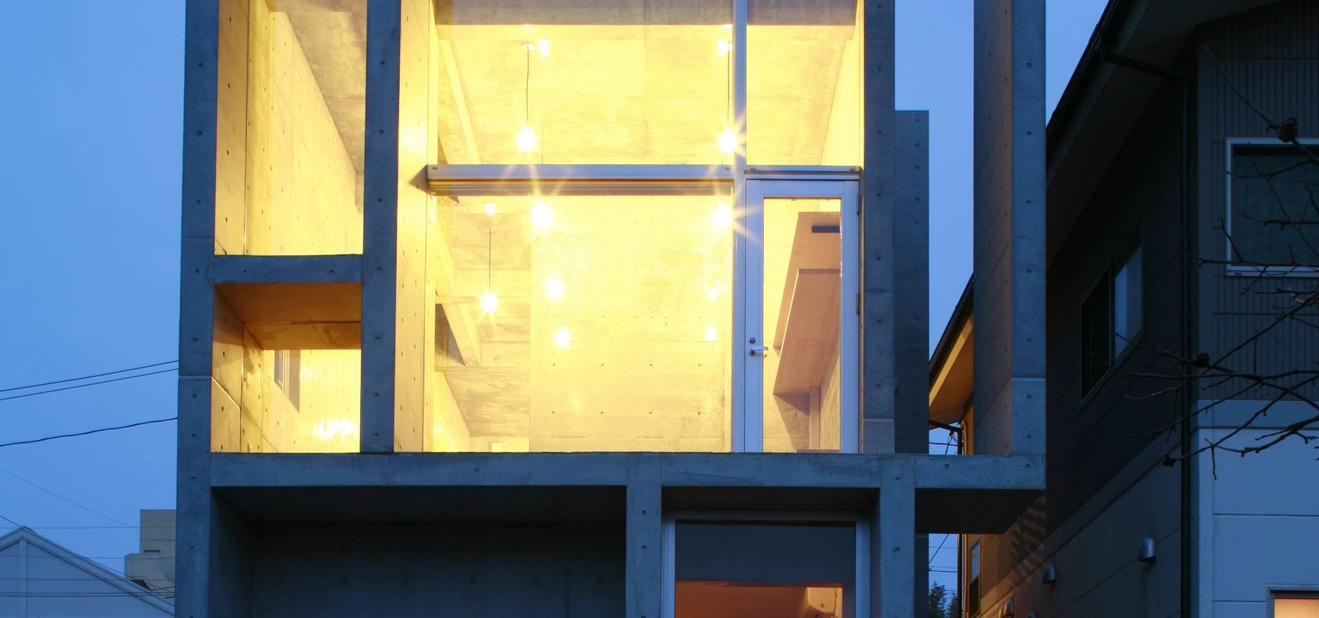 白根博紀建築設計事務所