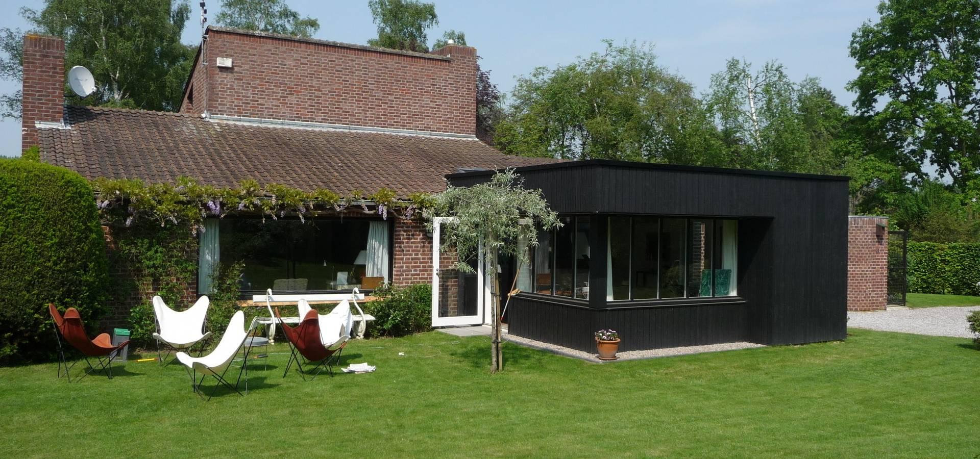extension d'une maison individuelle a villeneuve d'ascq par agence
