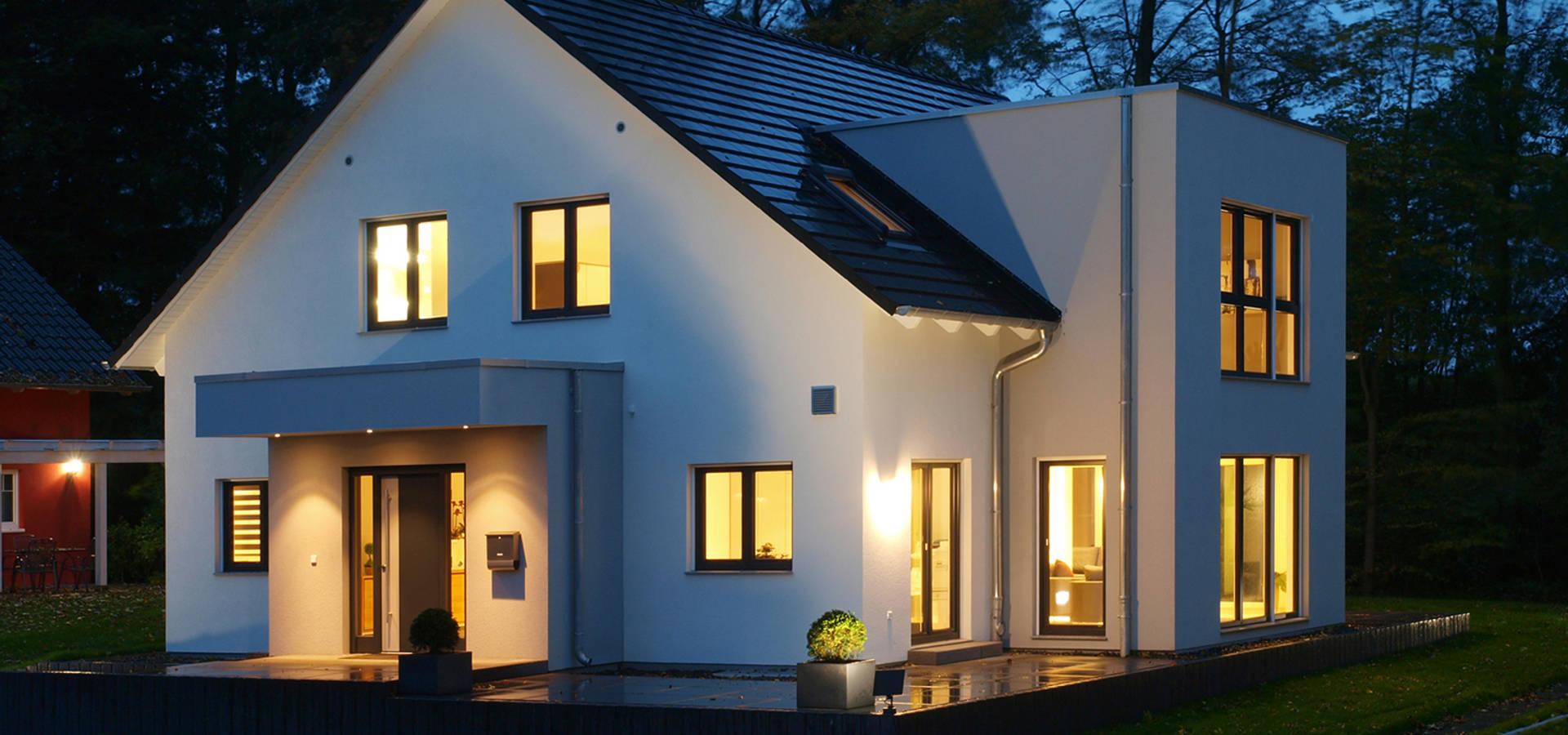neues schwabenhaus musterhaus in bad vilbel ein euro energie plus haus von schwabenhaus gmbh. Black Bedroom Furniture Sets. Home Design Ideas