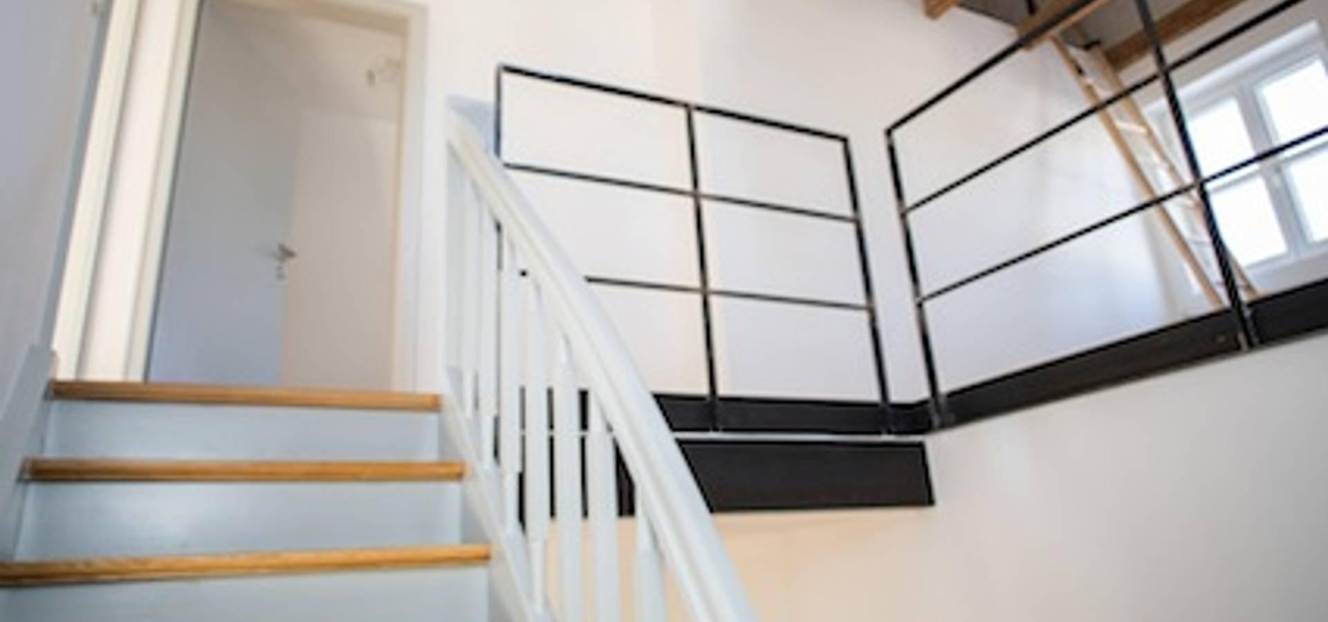 umbau und sanierung siedlerhaus by michael adamczyk. Black Bedroom Furniture Sets. Home Design Ideas