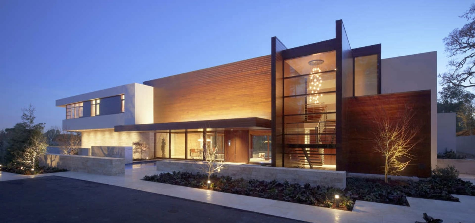 Maison moderne ossature bois von Belles demeures en bois | homify