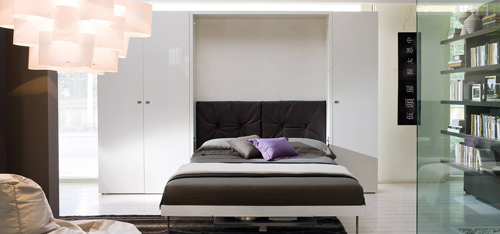 schrankbetten by homify. Black Bedroom Furniture Sets. Home Design Ideas