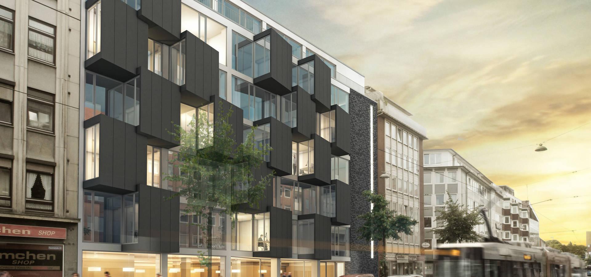gmd architekten architekten in bremen homify. Black Bedroom Furniture Sets. Home Design Ideas