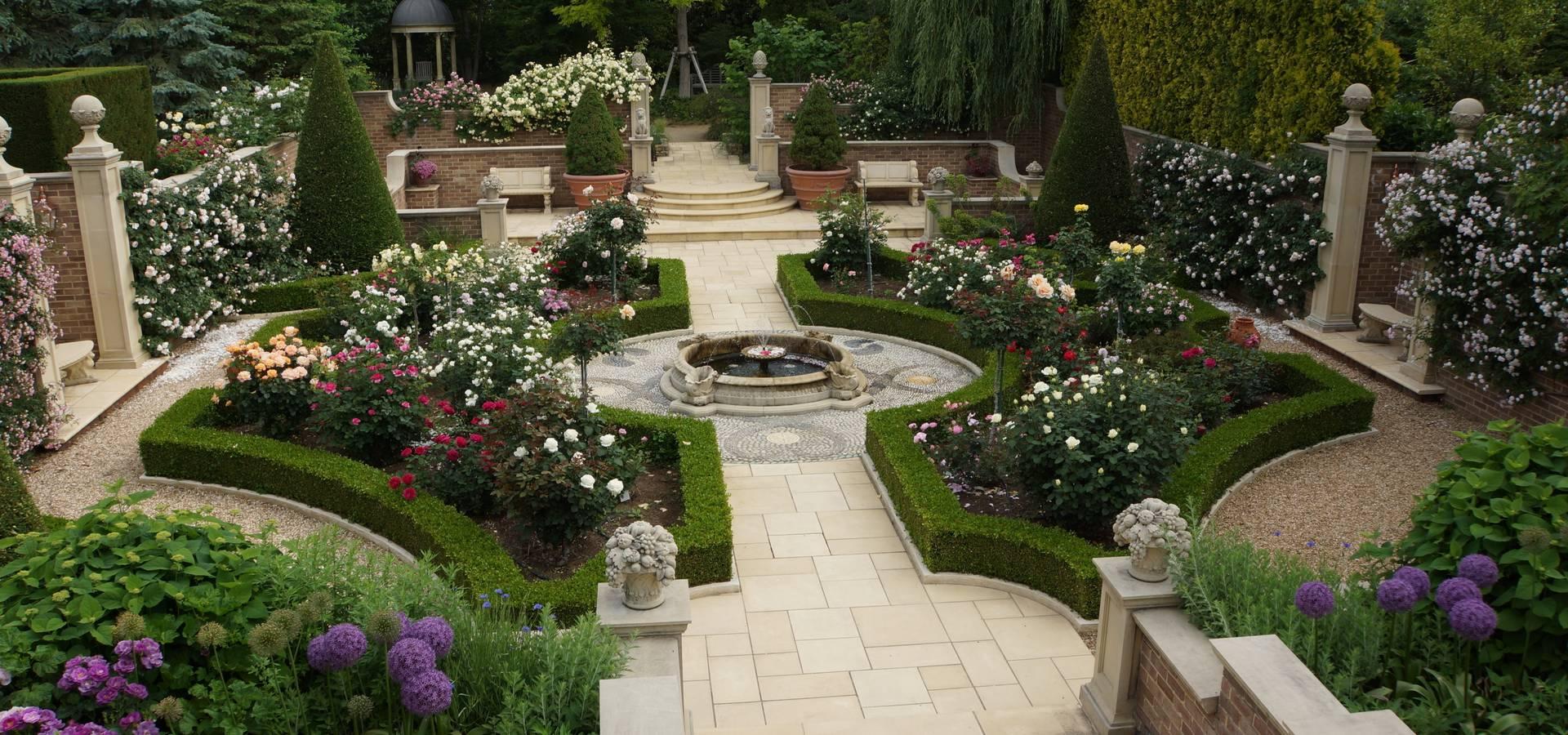 Royal Stuart Garden Trust