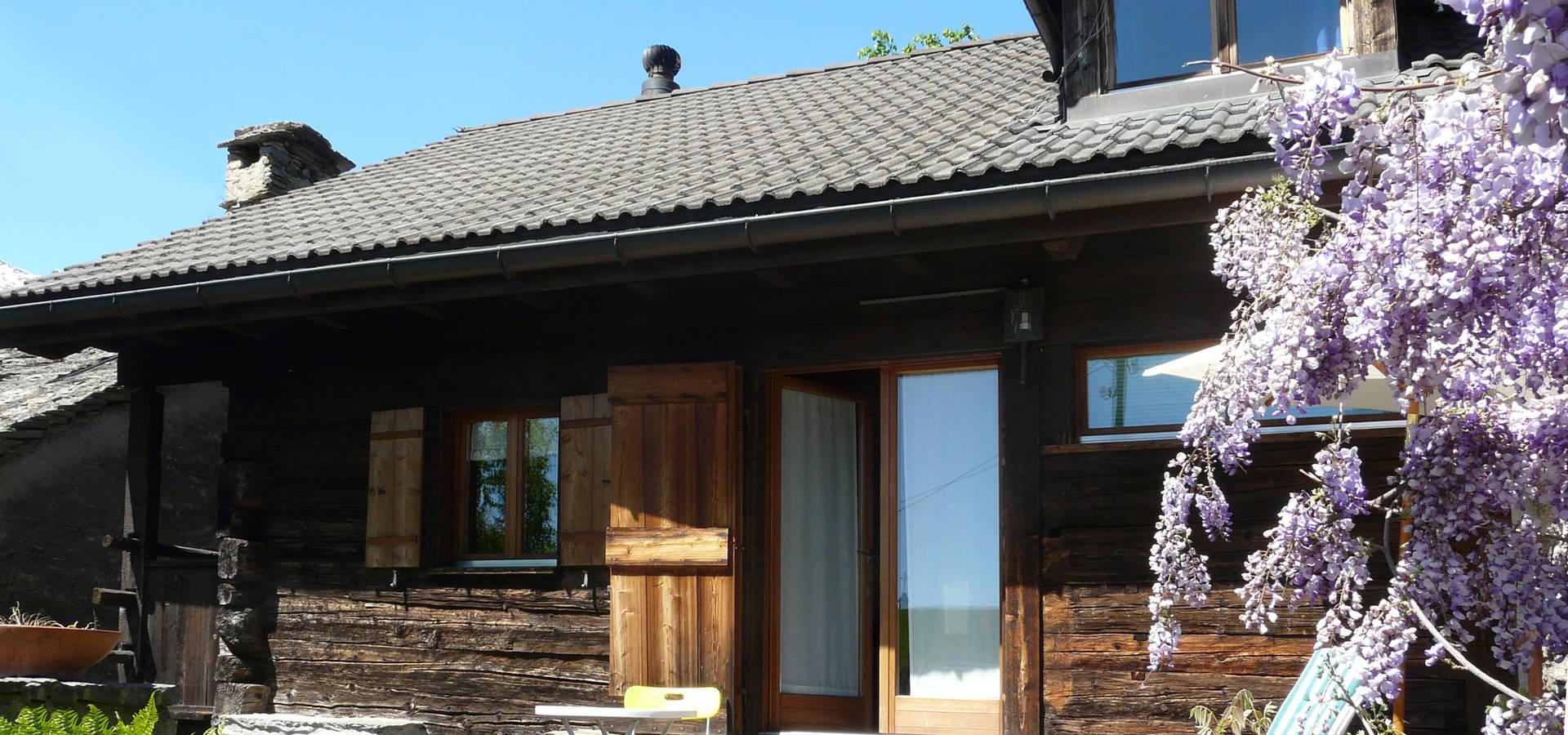 Ristrutturazione appartamento con terrazza a milano by for Interni architettura